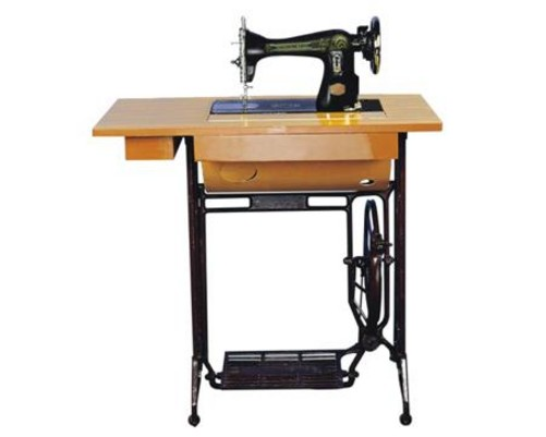 老式缝纫机(图片来自:image.baidu.com)