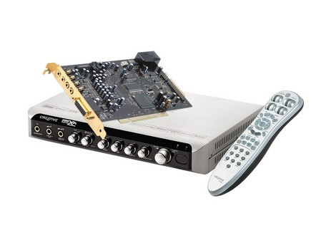 Sound Blaster X-Fi Elite Pro(无法关联未完成)