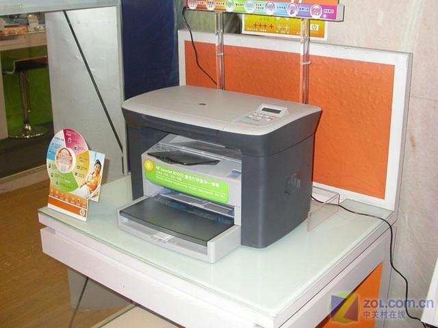 高性能办公 HP M1005打印机售价1330元