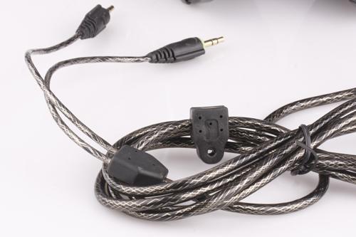 高端网吧标杆,西伯利亚V5耳机震撼上市