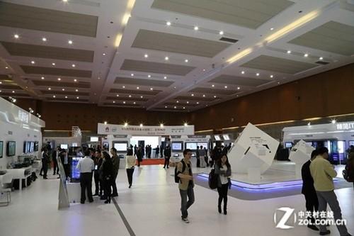 2014华为中国合作伙伴大会:共享、共赢、共发展