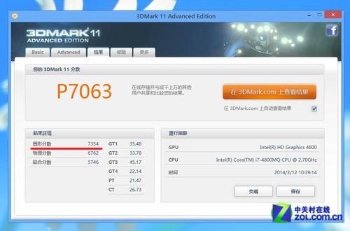 次旗舰性能涨80% NVIDIA 800M显卡体验