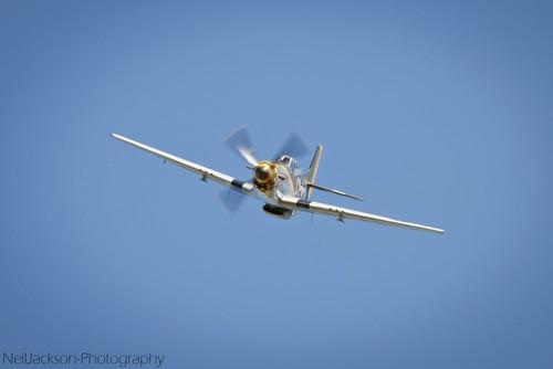 曾经的空战王牌 老式军用飞机的迷人风采-中关村在线