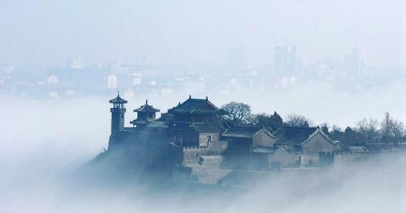 【高清图】 清明小长假逃离雾霾之旅 蓬莱烟台三日游图12