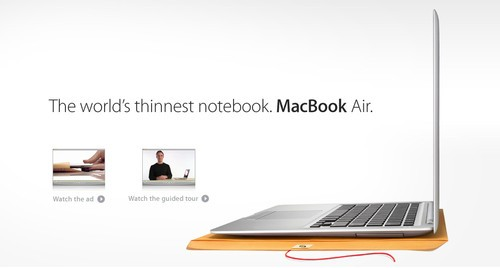 X出色:从12英寸Air看苹果笔记本趋势