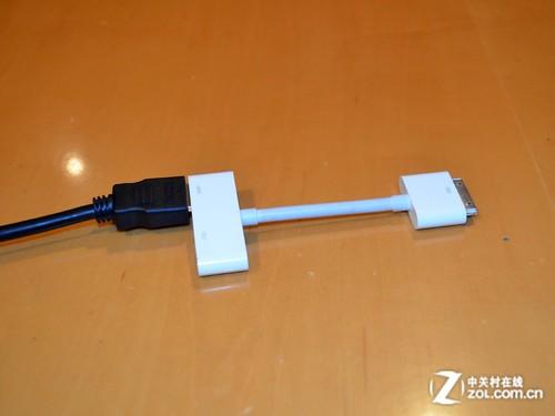 iphone 4s专用转接线