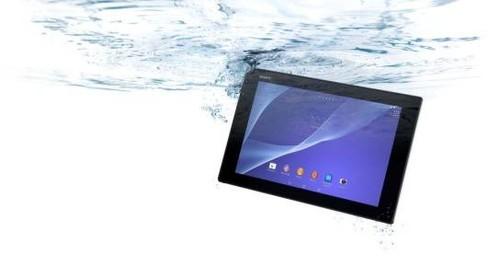 索尼Xperia Z2 Tablet引领乐活办公新主张