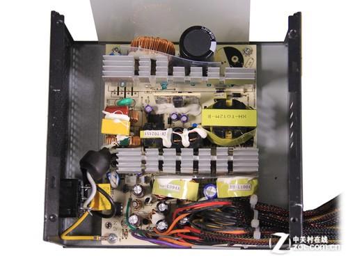 高性价比 金美达智游EA500S电源评测
