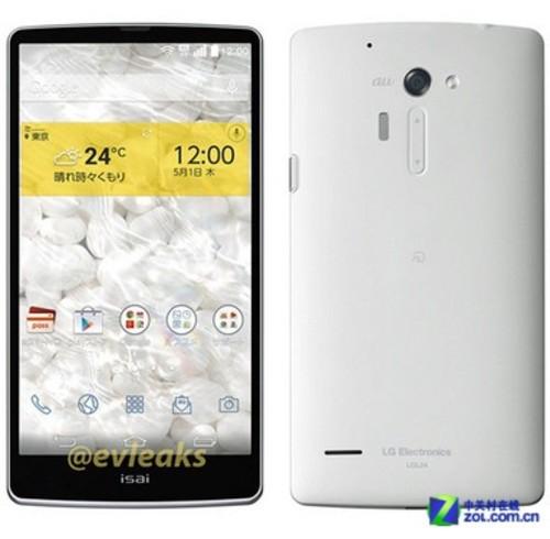 LG G3今夏上市也推土豪版 17日手机报价