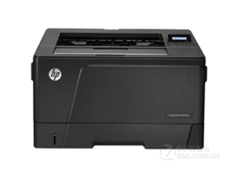 商用首选 HP M706n 打印机热卖仅7200元