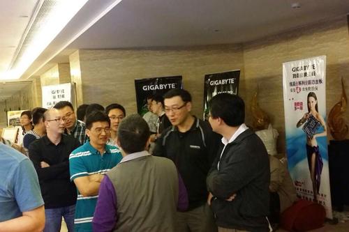 技嘉获2014年度中国网咖商业模式***品牌奖