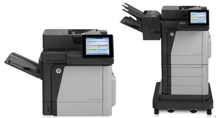 惠普推出企业级激光打印产品组合
