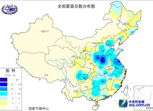 中国雾霾实时分布图_雾霾分布图_2018年全国雾霾城市排名 - 随意贴