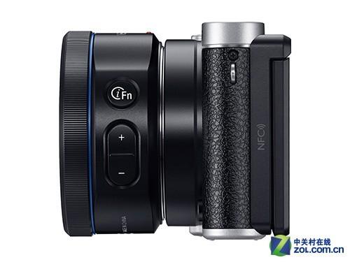 三星正式发布新款智能微单相机NX3000