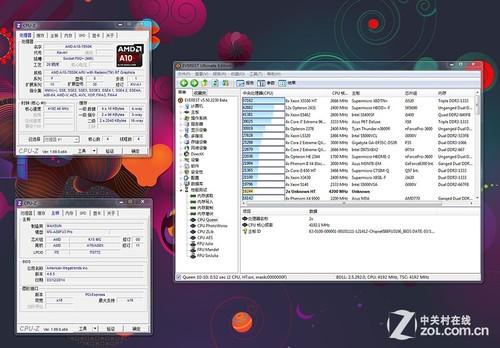4.2G频率下CPU Queen分数为16244(分数越高越好) CPU Queen是测试CPU的分支预测能力,以及预测错误时所造成的效能影响。