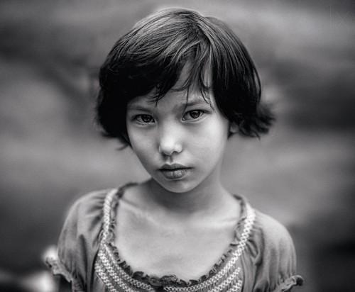 儿童肖像摄影作品欣赏