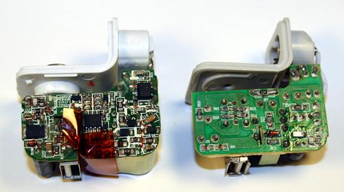 ipad充电器的拆解图