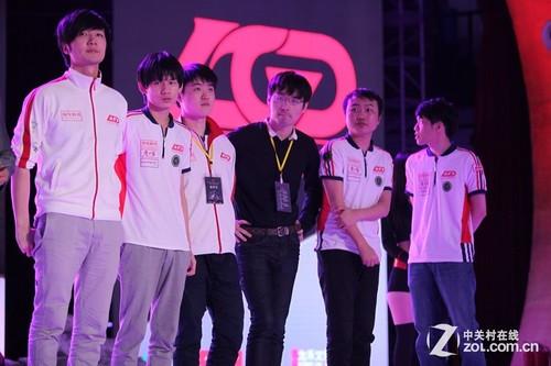 《DOTA2》TI4中国区预选赛 LGD夺冠晋级