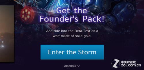 暴雪疑似即将开放《风暴英雄》beta测试