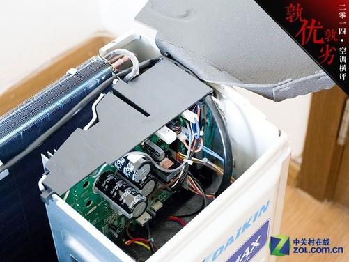 格力外机 接线盒