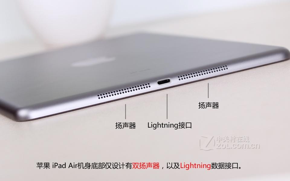 【高清图】苹果ipad air 16gb/wifi版 平板电脑评测
