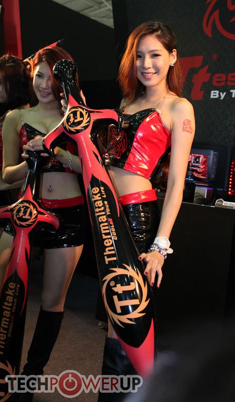 台北电脑展又一大波妹子来袭 130张ShowGirl美图一网打尽的照片 - 84