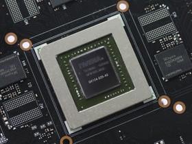 华硕GTX760核心