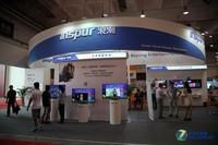 青岛CES消费电子展 浪潮电视带来全系新品