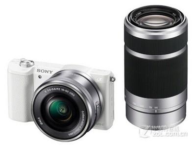 【顺丰包邮】索尼 ILCE-5100套机(16-50mm,55-210mm)双头套