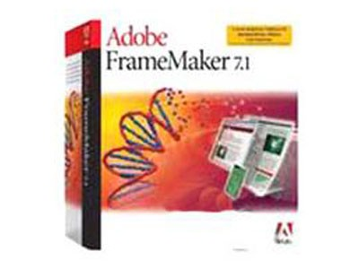 Adobe FrameMaker 7.1