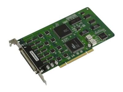 MOXA C218T/PCI(8串口智能卡+一拖八电缆)