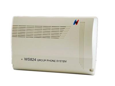 国威 WS824(9) (4外线,48分机)  特价促销