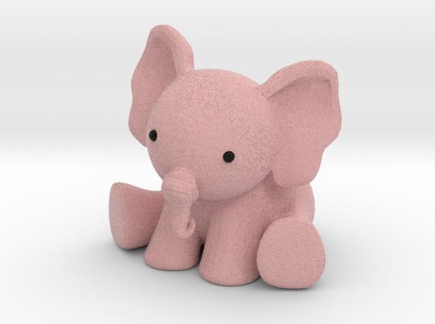 3d打印也疯狂 可爱动物栩栩如生来卖萌