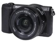索尼 ILCE-5100套机(16-50mm) 微单相机 索尼微单 套机 A5100