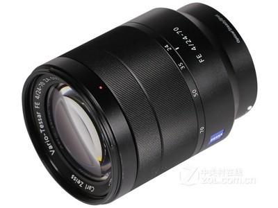 【限时抢购】索尼 Vario-Tessar T* FE 24-70mm F4 ZA OSS(SEL2470Z)赠送德国原装B+W超薄多膜UV镜