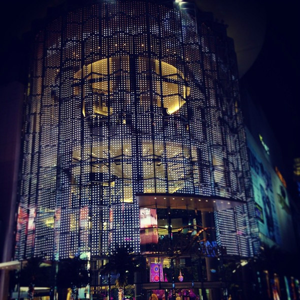 第4名——曼谷暹罗典范购物中心