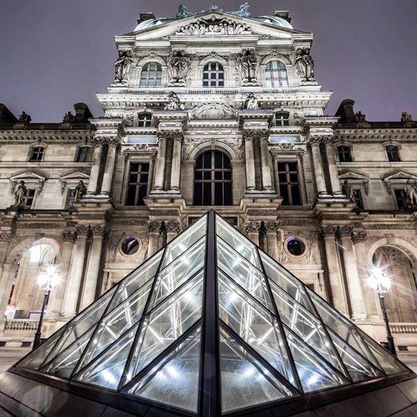 第6名——巴黎卢浮宫