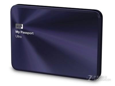 西部数据 My Passport Ultra 金属版 2TB(WDBEZW0020BBA)
