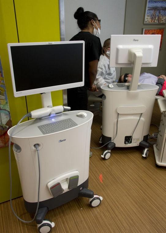 牙齿扫描仪_