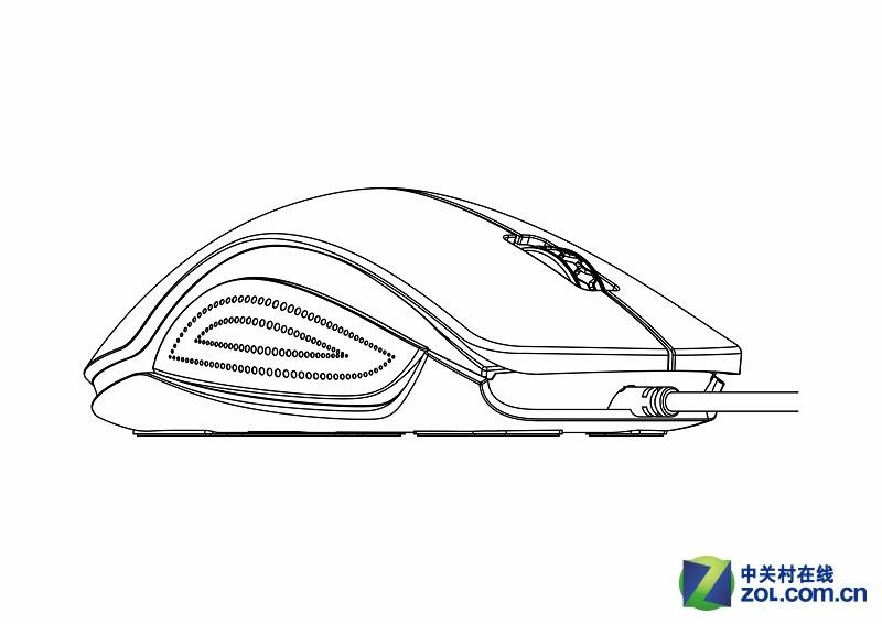 键盘鼠标手绘图