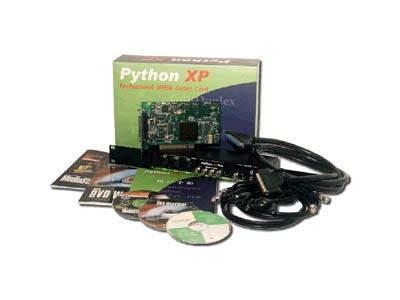 高创 Python XP2.0 Pro-D视频压缩卡