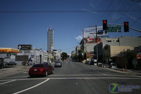 【高清图】风景宜人 idf前夕美国旧金山街道一览