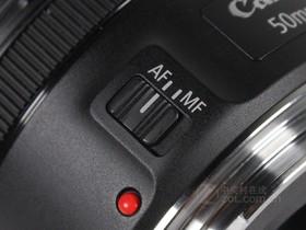 佳能EF 50mm f/1.8 STM设置按键