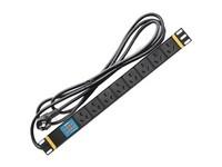 机房专用版PDU电源插座 大唐卫士DT8086 电流电压显示