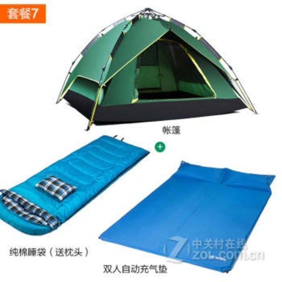 营液压自动帐篷
