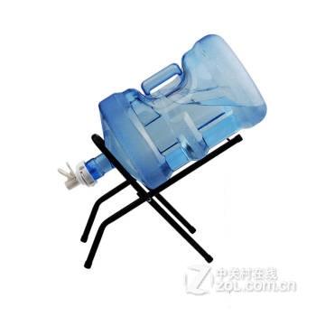 selpa加厚加粗饮水桶折叠支架桶装水压水器水龙头