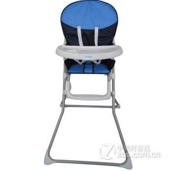 餐椅座椅可拆卸三档调节餐盘带刹车五点式安全带可