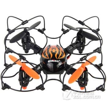 4g四旋翼飞碟重力感应耐摔儿童航模玩具