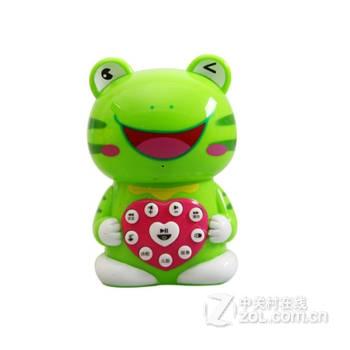 儿童动物早教学习机玩具 婴幼儿益智启蒙故事机 四款可混装 可爱大嘴