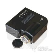 优丽可(UNIC)UC28家用LED投影仪  迷你便携微型投影仪 可U盘电脑手机投影机 黑色 套餐二